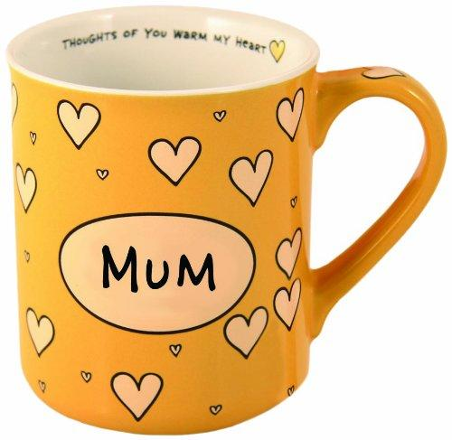 Our Name Is Mud Mom Heart Warmers Mug