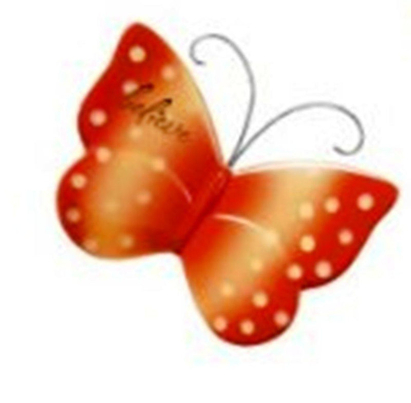 Grasslands Road Butterfly Plaque - Choice of 6 Style