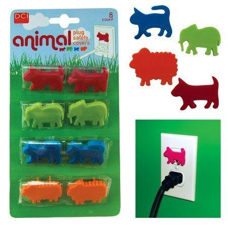 Animal Electrical Wall Plug Safety Covers