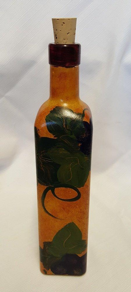 NixNax Tuscany Grapes Oil Bottle