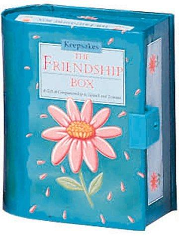 The Friendship Box: A Gift Of Companionship, To Unlock And Treasure (Keepsakes)