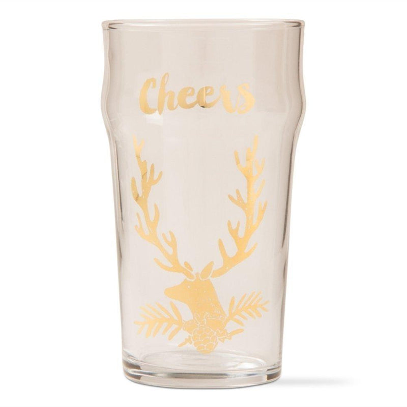 TAG Beer Wine & Bar Collection Cheers Pint Glass