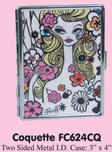 Coquette 2 Sided ID Case by Fluff