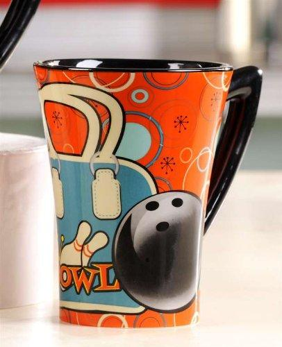 Giftcraft Ceramic Bowling Mug - Gift Craft