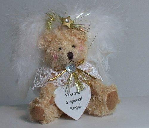Beary Angel You Are A Special Angel Christmas Ornament