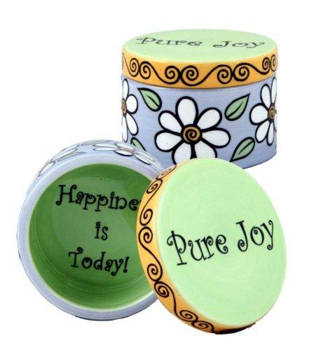 Our Name is Mud Pure Joy Trinket Box