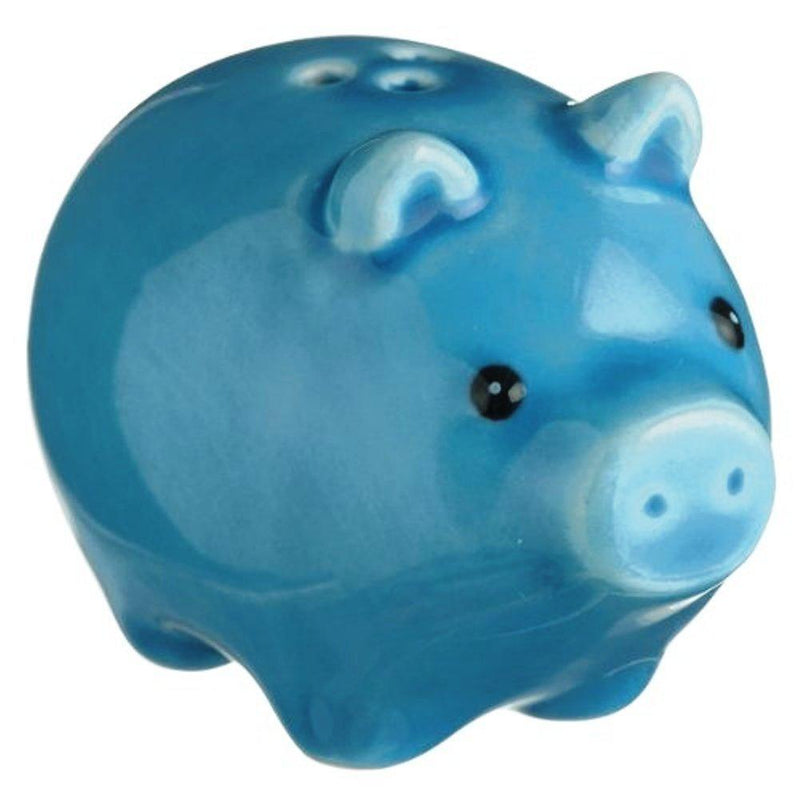 Grasslands Road Mini Pig Salt & Pepper Shaker Set, Choice of Color