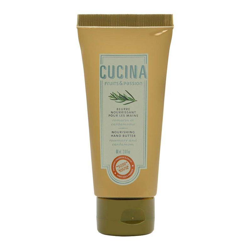 New Cucina 2.0 oz Nourishing Hand Butter (Rosemary and Cardamom)