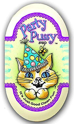 Party Pussy Soap by Pampered Pussy Soap Company - Pampered Pussy Soap Company