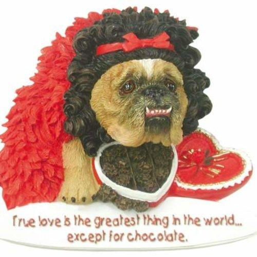 Westland Giftware Zelda Wisdom I Love Chocolate Magnet, Retired