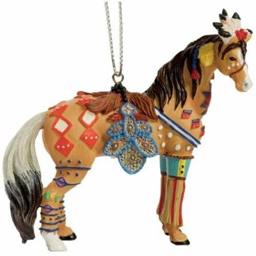 "Horse of a Different Color ""Dancer"" Horse Ornament by Westland Giftware"