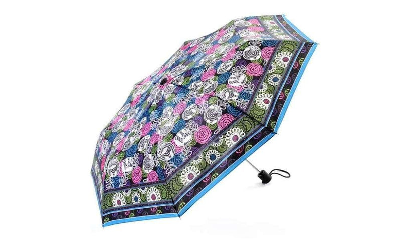 Marie Osmond Compact Umbrella, Madison