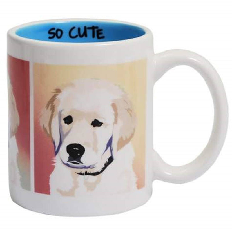 Bill Tosetti Yellow Lab Mug from Westland Giftware