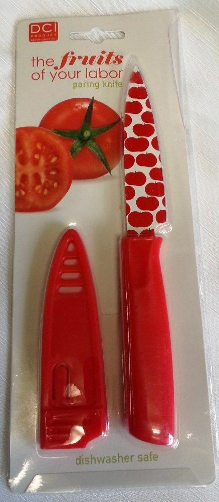 DCI Printed Paring Knife, Choice of Style