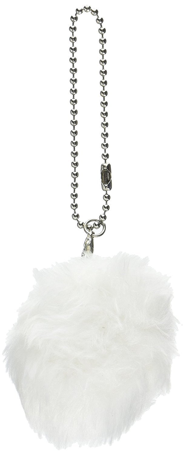Enesco Our Name is Mud Lucky Snowball Key Chain by Lorrie Veasey, 1.5-Inch