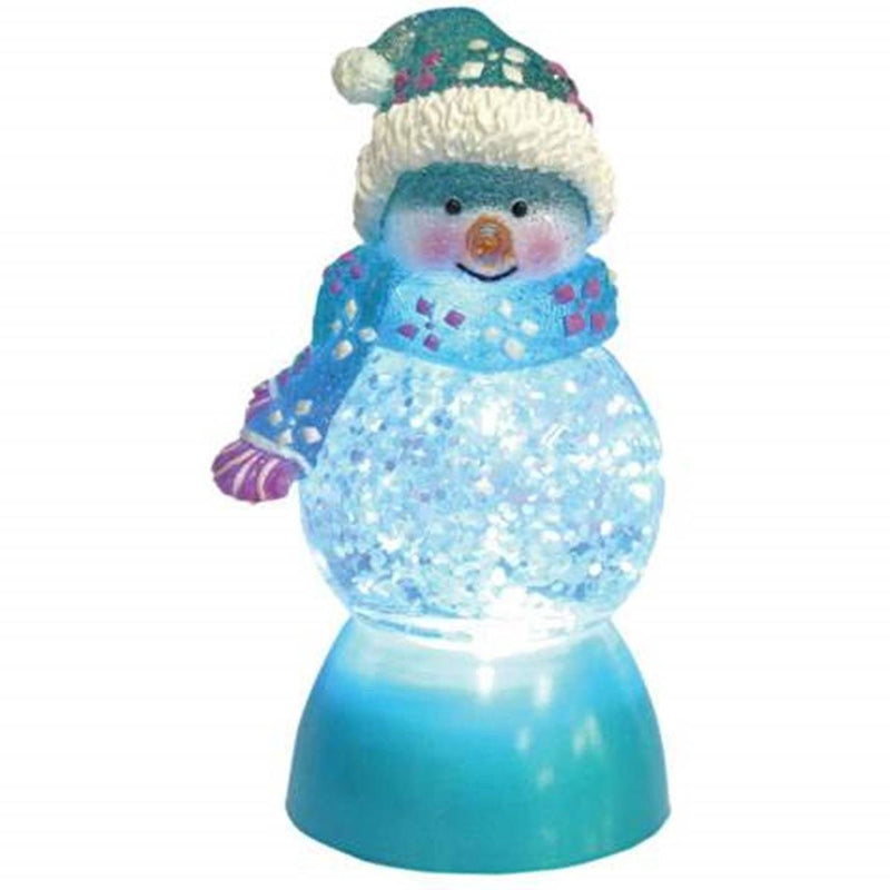 Westland Giftware Wink In Blue And White Illuminated Collectible Figurine