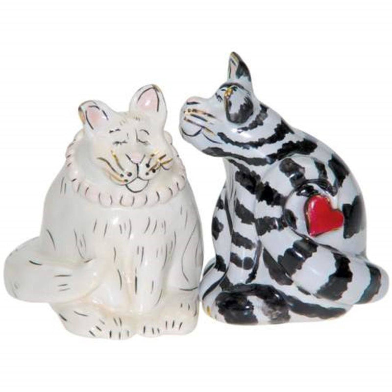 "3.5"" Rachel with Sidney Collectible Ceramic Salt and Pepper Shakers"