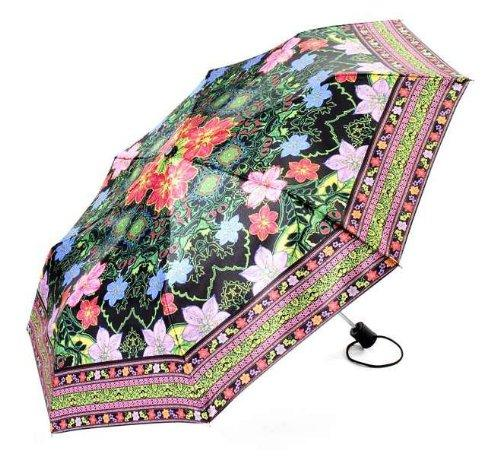 Marie Osmond Compact Umbrella - Belladonna