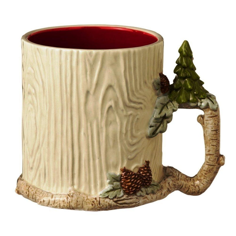 Grasslands Road 16 Ounce Winter Wilderness Mug, Choice of Style