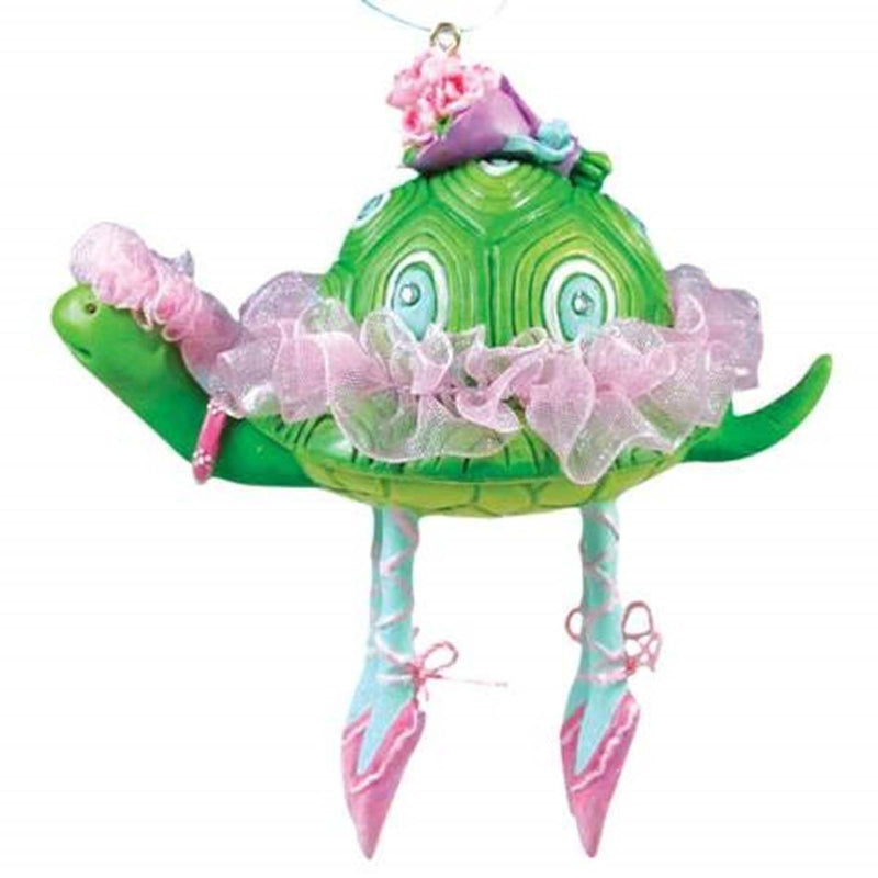 Fabulous Shell Show Tutu Hanging Collectible Figurine, 3.75""