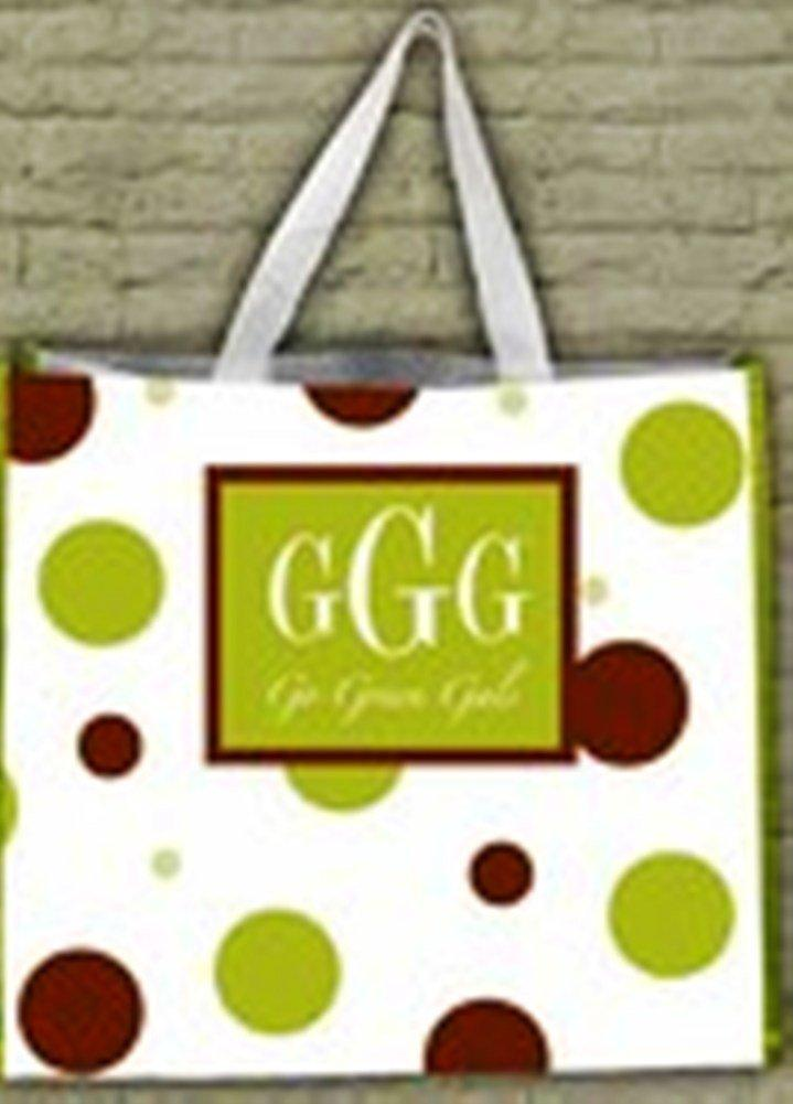 Go Green Gals Reusuable Tote by Fine Whines