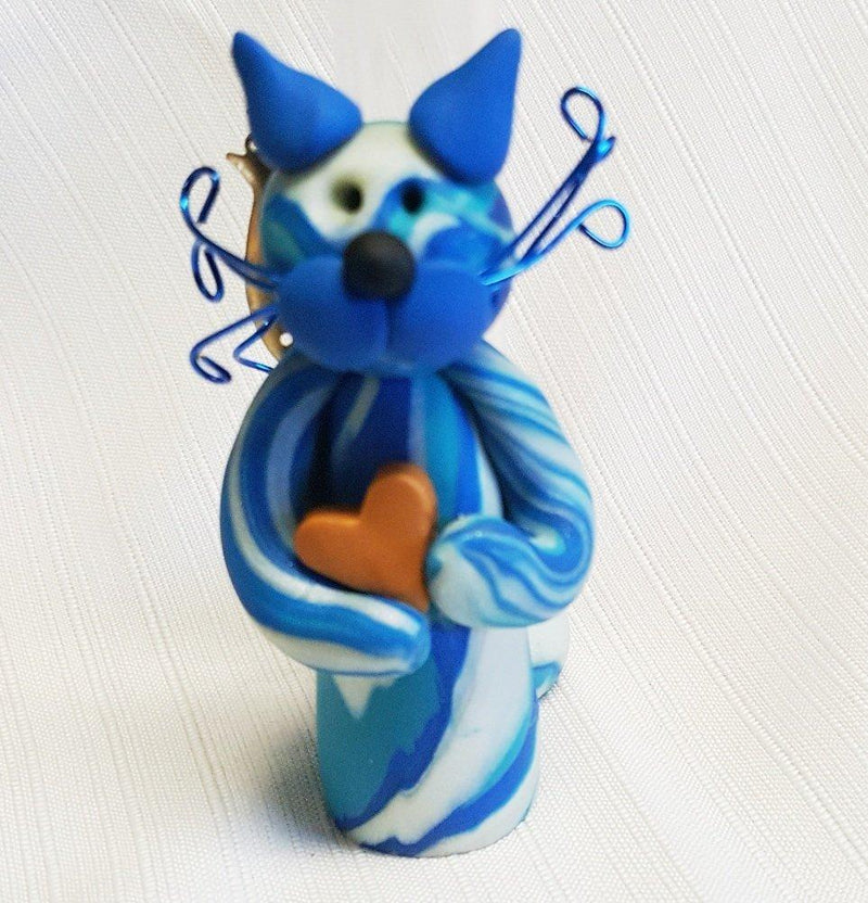 GP Originals Cat Bud Vase, Made in the USA, Choice of Color