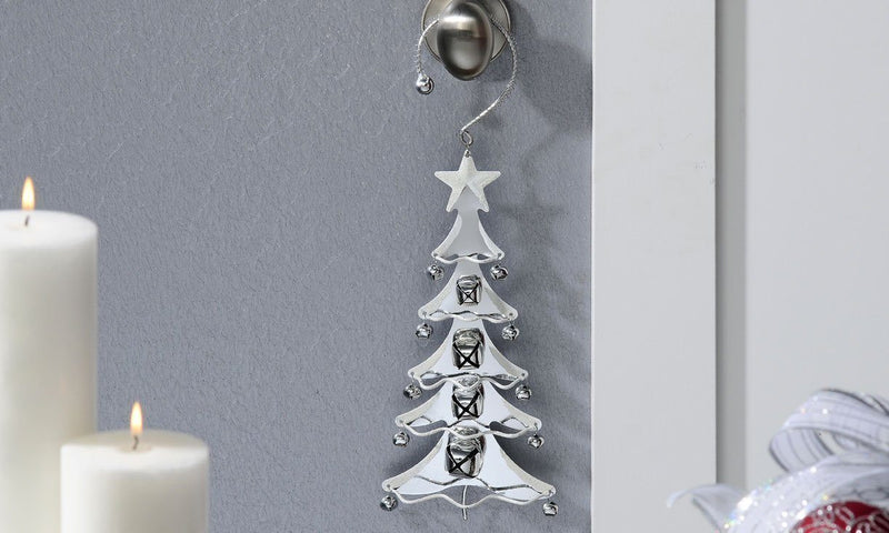 Christmas Tree Door Hanger Bell by Giftcraft - Gifts From A Distance
