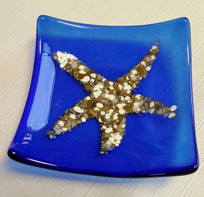 Cocoon Designs Mini Tray, Starfish - Gifts From A Distance