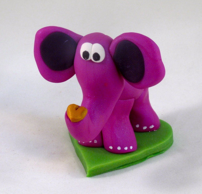 GP Originals Elephant Figurine, Handmade in the USA