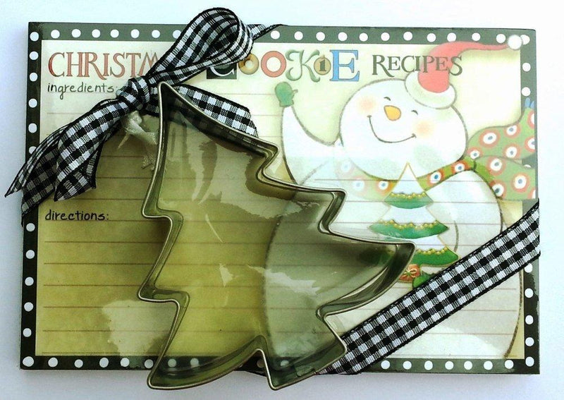 Grasslands Road Cookie Cutter with Recipe Cards, Set of 3