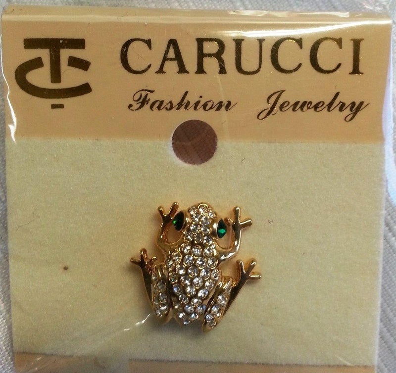Carucci Frog Pin - Gifts From A Distance