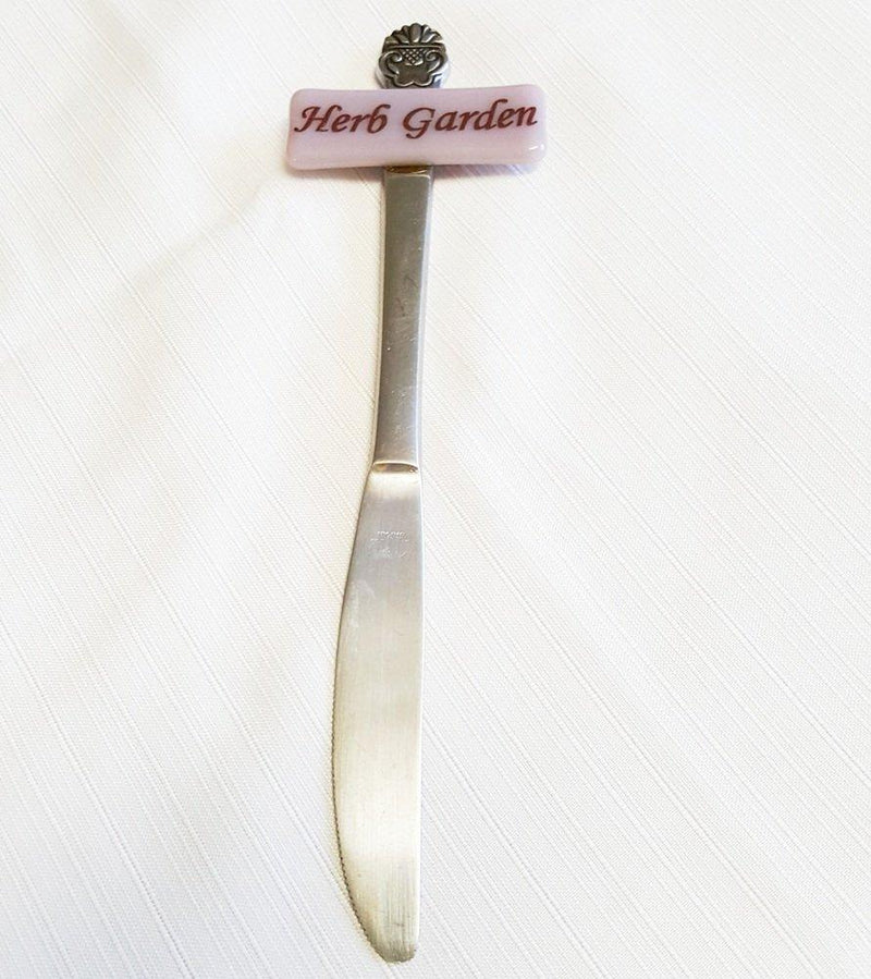 Pane In The Grass Plant Stake, Herb Garden, Made in the USA - Gifts From A Distance