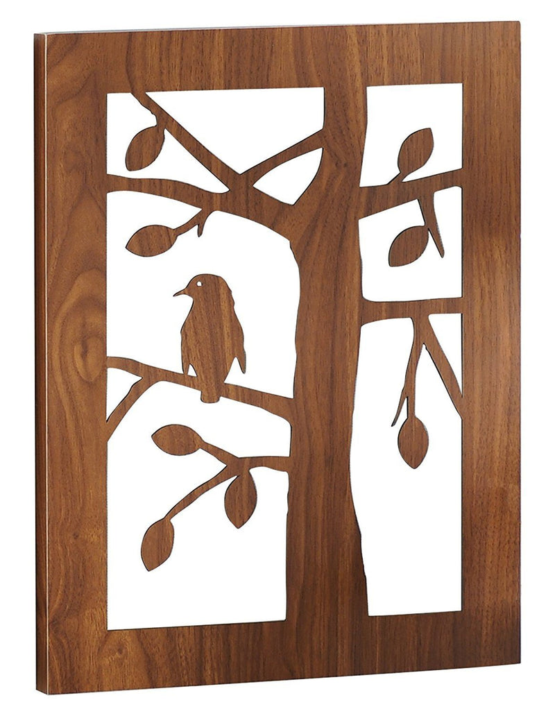 Grasslands Road Laser Cut Wood Plaques Assortment, 16-Inch, Set of 4 - Grasslands Road