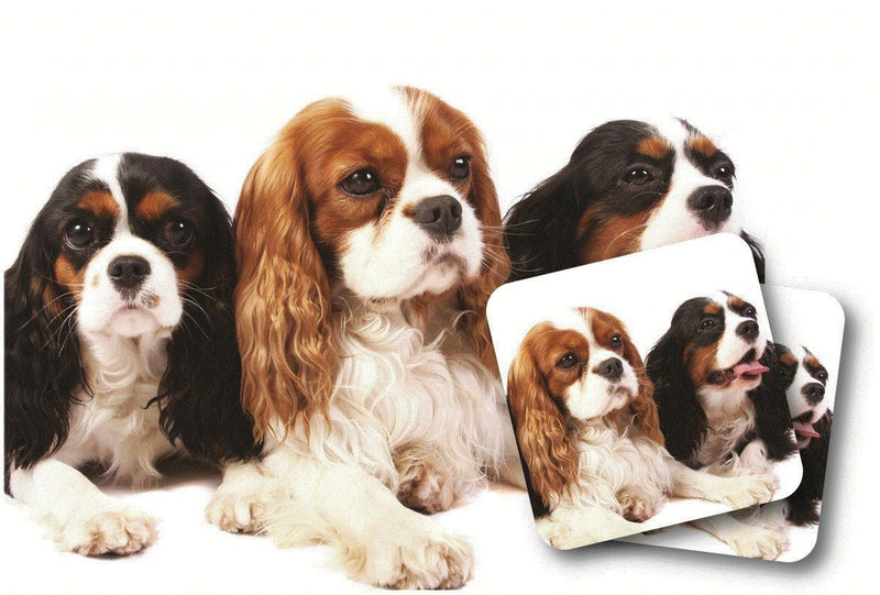 LittleGifts King Charles Spaniel Mouse Pad