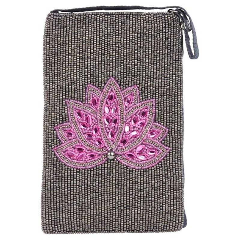 Bamboo Trading Company Cell Phone or Club Bag, Lotus Pink