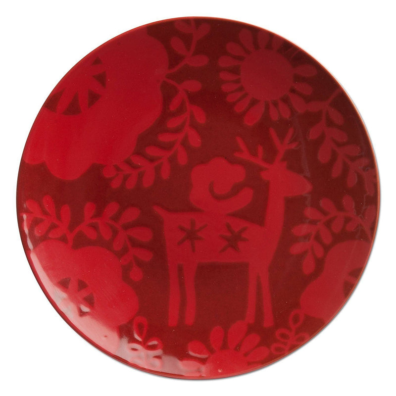 TAG Nordic Holiday Luncheon Plate