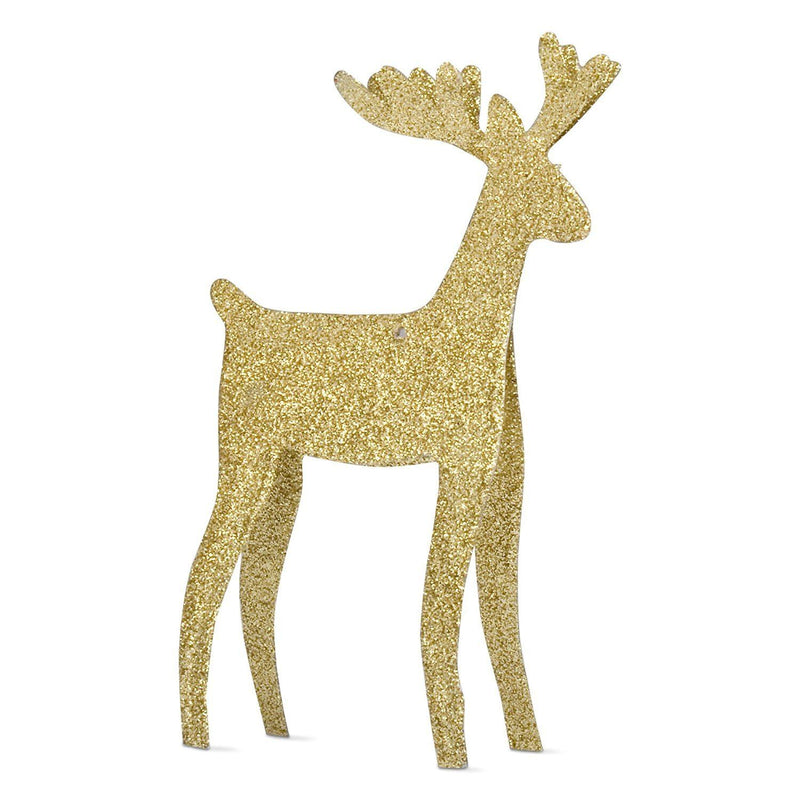 tag Christmas Reindeer Ornament & Placecard Holder