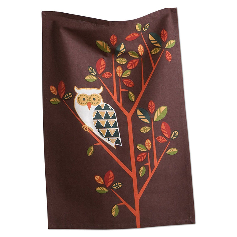 tag Oakley Owl Dishtowel