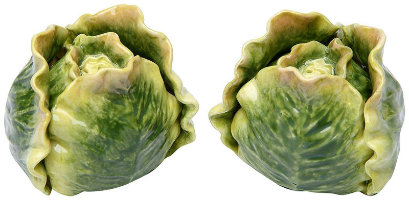 Cosmos Gifts Corporation Cabbage Salt & Pepper Shakers