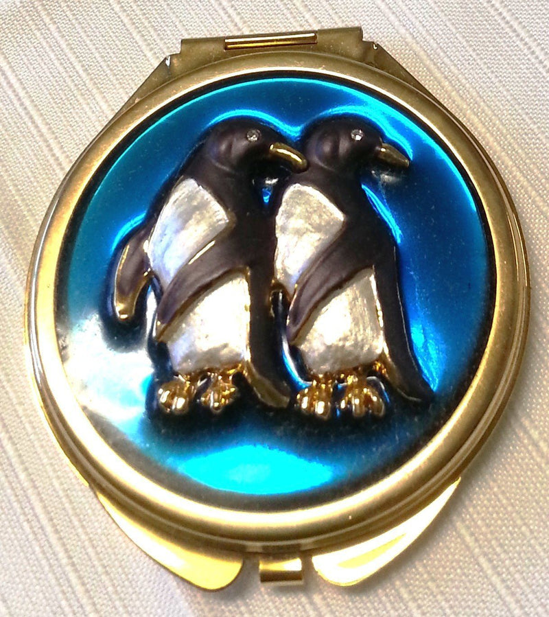 Penguins Design Compact by D & J Trading