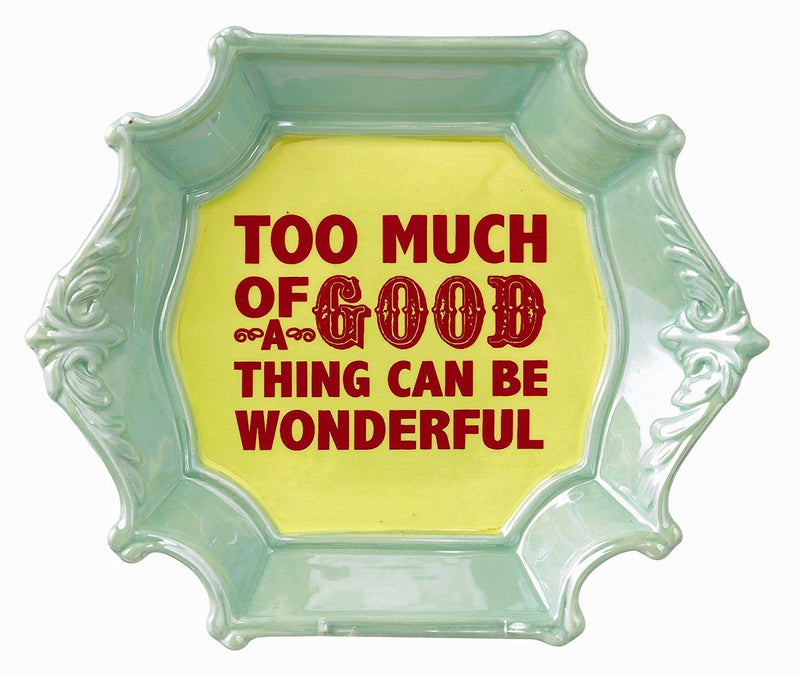 Grasslands Road Fabulous Chris Miss Tidbit Dishes, 6-Inch, Set of 6
