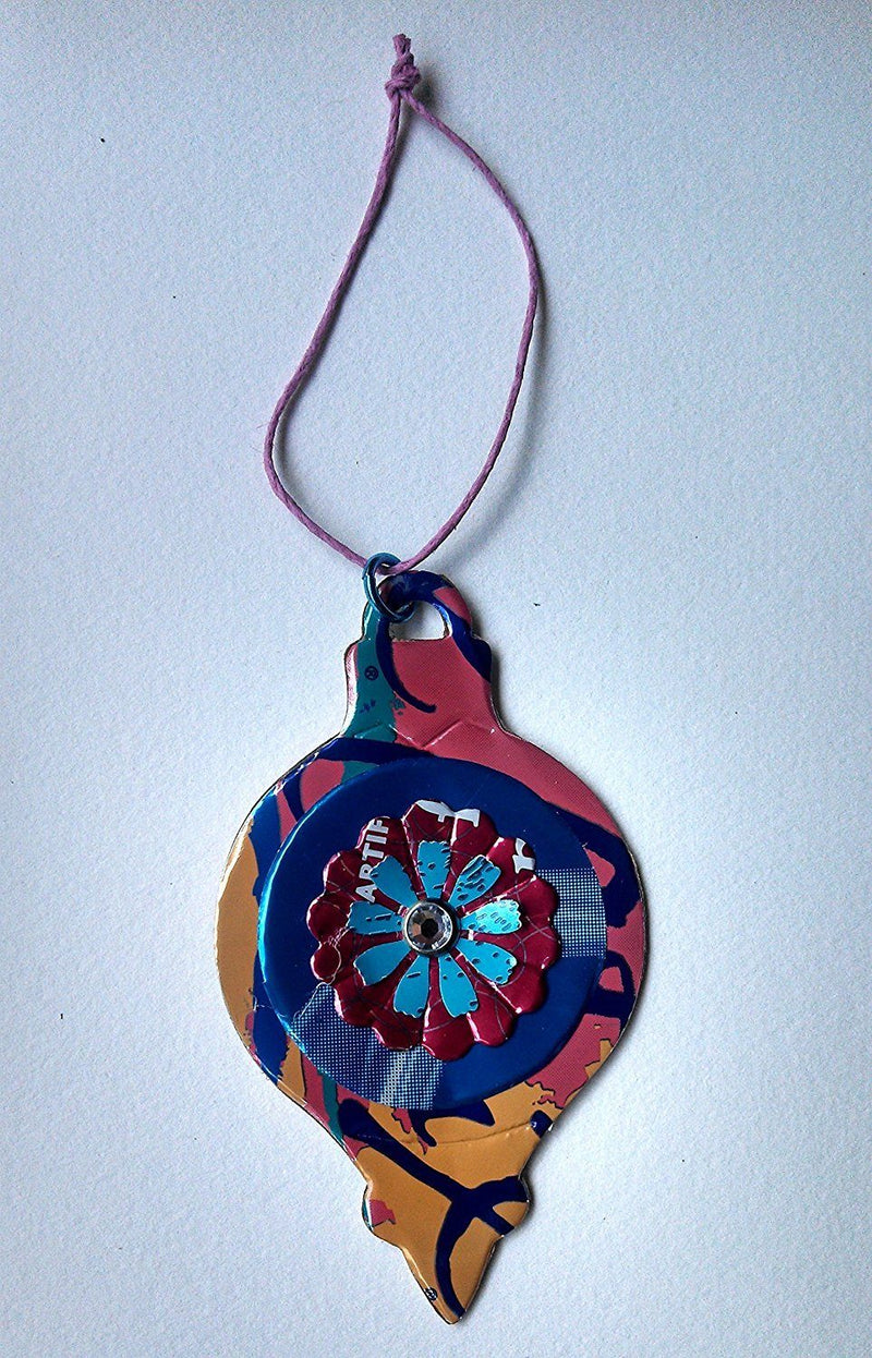 "Merideth Young The ""Uncanny"" Collection Ornament, Handmade in the USA - Gifts From A Distance"