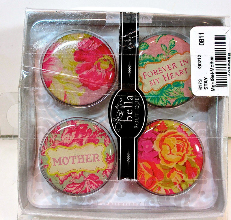Bella Boutique Magnet Set, Mother, By Giftcraft