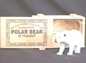Animals In Transit Polar Bear