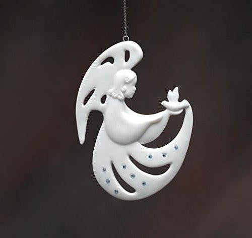 "Apple Tree Design ""Angel of Peace"" Tree Ornament"