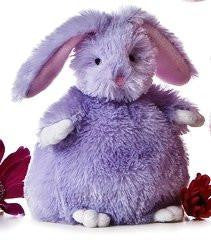 Aurora Puffee Luv Bunny, Purple