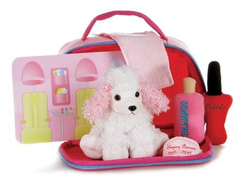 Aurora Plush Poodle Pet Parlor Playset - Gifts From A Distance