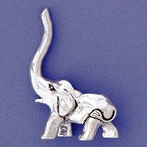 Basic Spirit Pewter Elephant Ring Holder, Made in Nova Scotia