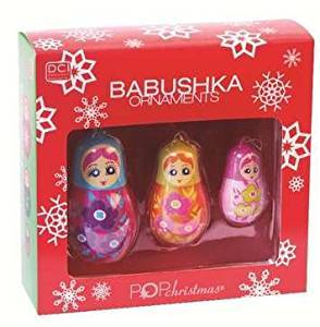 Babushka Ornaments