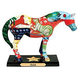 Trail of Painted Ponies Shiloh Pony Figurine